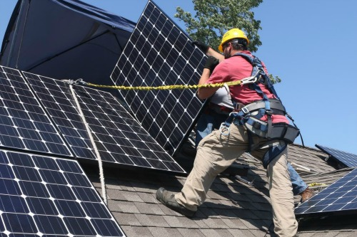 Who Installs Solar Panels In South Carolina