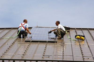 Solar Installer In Charleston